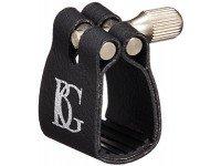 Abraçadeira para clarinete BG BGL6  Abraçadeira para Clarinete BG L6 Standard *Inclui Tapa Boquilha - Ideal para música de câmara - Sistema Boehm - Oferece obscuridade, som focalizado