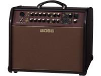 Amplificador para Guitarra Acústica BOSS ACS Acoustic Singer PRO 120W  Pedaleira de Controlo BOSS GA-FC (vendida separadamente)