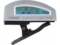 Afinador para Guitarra  BOSS TU-10SV Afinador Clip