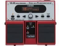Processador de Voz BOSS VE-20 Pedal Processador de Voz