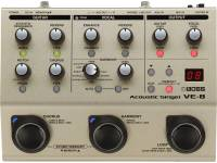 BOSS VE-8 Pedaleira Harmonizer Profissional