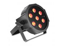 Cameo Flat PAR 1 RGBW IR Bk B-Stock
