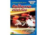 Método para aprendizagem Carisch Método Fácil para Guitarra Elétrica com CD  Método para Aprendizagem Carisch Método Fácil para Guitarra Elétrica com CD - Idioma Português - 50 páginas - Instrumento guitarra elétrica - Autor Fabio Carraffa