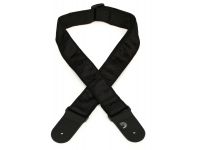 D´Addario 50B01 Planet Waves Woven Guitar Strap - Black Satin