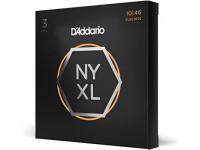 Jogo de cordas para Guitarra Elétrica D´Addario  NYXL1046-3P