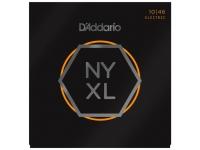D´Addario NYXL 10-46  NYXL1046 são projetados com os medidores de corda mais populares para uma jogabilidade confortável e um tom elétrico ideal.