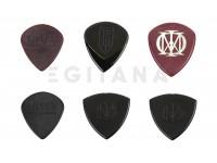 Conjunto de Palhetas para Guitarra Dunlop John Petrucci Signature Pick 6 Pack