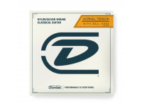 Dunlop  NORMAL TENSION BALL END CLASSICAL GUITAR STRINGS