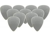 Palheta para guitarra Dunlop Nylon Standard 44R 0.60 Pack 12