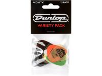 Dunlop  PVP112 Acoustic Pick Variety 12er-Set
