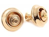 Dunlop Straplok Gold Dual Design