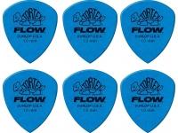 Dunlop Tortex Flow Blue 6 pack