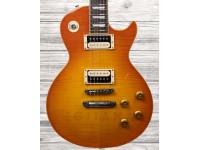 Guitarra elétrica single cut Edwards JAPAN ELPS VINTAGE HONEY BURST