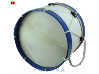 Egitana Bombo tradicional nº3 azul