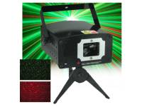 Lasers Egitana LASERMINI155A  Laser 150MW Vermelho e Verde