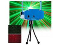 Lasers Egitana LASERMINI170  Laser 170MW Vermelho e Verde