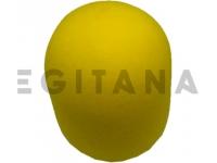 Egitana protecção de vento microfone Amarelo