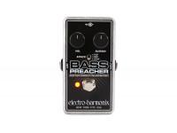 Pedal de efeitos para baixo elétrico Electro Harmonix  Bass Preacher