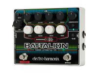Pedal de efeitos para baixo elétrico Electro Harmonix  Battalion