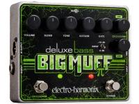 Pedal de efeitos para baixo elétrico Electro Harmonix Deluxe Bass Big Muff Pi