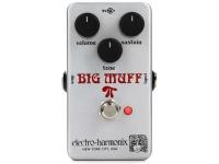 Pedal de fuzz para guitarra e baixo Electro Harmonix Ram's Head Big Muff Fuzz