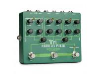 Pedal de efeitos para guitarra elétrica Electro Harmonix  Tri Parallel Mixer