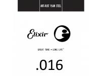 Elixir .016 Plain Steel