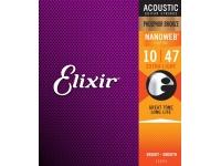 Elixir Nanoweb Extra Light Phosphor