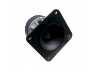 Eminence APT80 V2   Eminence APT80 V2  Supertweeter  Resposta de freqüência extremamente linear  45 W RMS a 3,5 kHz  85 W RMS na frequência de cruzamento de 5 kHz  Padrão de dispersão: 80 ° cônico  NPS: 105 db (1w / 1m)  3,5 k - 20 k  Recorte do defletor: 80 mm  Dimensões: 87 x 87 mm  Peso: 700 g
