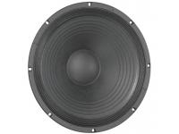 """Eminence Delta-15A  Eminencia Delta-15A - ED15A  Tamaño: 15 """"  Woofer  Potencia: 400 W RMS, pico de 800 W  Impedancia: 8 ohmios  Nivel de presión sonora máx .: 100 dB  Rango de frecuencia: 48 - 4000 Hz  Diámetro total: 384.8 mm.  Diámetro del círculo del tornillo: 369,9 mm.  Diámetro de corte: 352.3 mm  Profundidad: 154 mm.  Peso: 6.53 kg  Woofer de alto rendimiento para todas las aplicaciones incl. bajo eléctrico"""