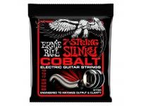 Conjunto de 7 cordas para guitarra elétrica Ernie Ball 2730