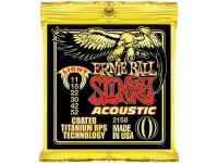 Ernie Ball Slinky Acoustic 2158