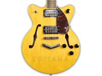 Gretsch G2655 Streamliner Center Block Jr. V-Stoptail LRL Village Amber