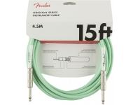 Cabo de instrumento Fender Original Cable SG Jack 4.5m