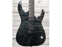 ESP LTD H-1001 QM See Thru Black