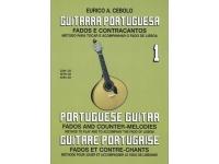Livro de canções Eurico A. Cebolo Guitarra Portuguesa 1