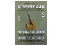 Livro de canções Eurico A. Cebolo Guitarra Portuguesa 3
