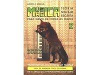Método para aprendizagem Eurico A. Cebolo Música Mágica 2