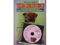 Método para aprendizagem Eurico A. Cebolo Tocar Concertina 3 com CD  Método para Aprendizagem Eurico A. Cebolo Tocar Concertina 3 com CD - Idiomas Francês, Português, Inglês - 56 páginas - Instrumento Concertina - Autor Eurico A. Cebolo