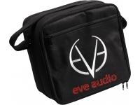 EVE Audio SC203 Soft Case  Estuche blando EVE Audio SC203  Bolsa de transporte robusta, hecha de nylon con acolchado acolchado que le permite transportar fácilmente un par de altavoces SC203 y sus accesorios.