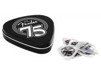 Fender  75th Anniversary Pick Tin (18un) Black