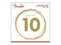 Fender 880XL 80/20 Dura-Tone com Revestimento 10-48