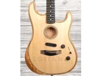 Fender American Acoustasonic Strat Natural