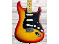 Fender American Rarities Flame Ash Top Stratocaster ORG 60S MN PRB
