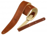 Fender Ball Glove Leather Strap BRN
