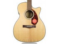 Fender CC-140SCE Natural Com Estojo