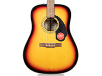 Guitarra acústica dreadnought Fender CD-60 SB V3
