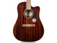 Guitarra Acústica Fender CD-60SCE All Mah