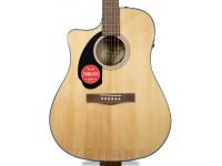 Guitarra Acústica para Esquerdinos Fender CD-60SCE Lh Nat