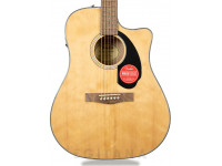 Guitarra Acústica Fender CD-60SCE Nat